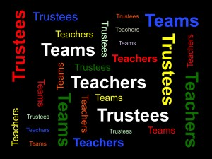 Teams and Teachers